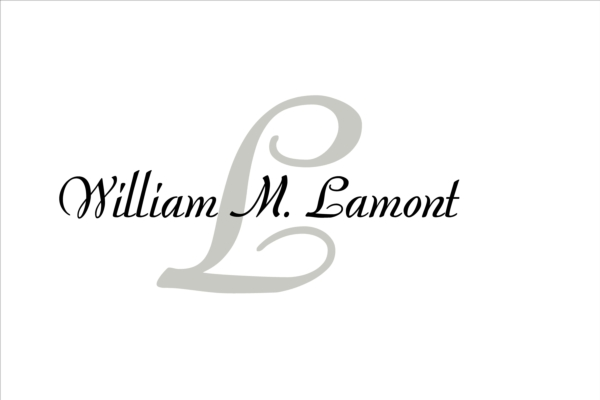 William M. Lamont Logo